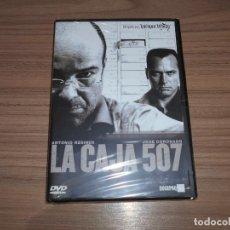 Cine: LA CAJA 507 DVD DE ENRIQUE URBIZU ANTONIO RESINES JOSE CORONADO NUEVA PRECINTADA. Lote 207205781