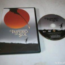 Cinema: EL IMPERIO DEL SOL DVD STEVEN SPIELBERG. Lote 207225047
