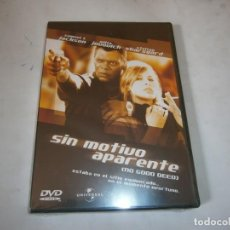Cine: SIN MOTIVO APARENTE DVD NUEVO PRECINTADO MILLA JOVOVICH SAMUEL L. JACKSON. Lote 207236681