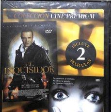 Cine: DVD EL INQUISIDOR / SCREAM - PRECINTADO. Lote 207236690