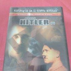 Cine: DVD PRECINTADO HISTORIA II GUERRA MUNDIAL - HITLER II. Lote 207237826