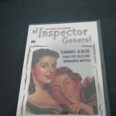 Cine: REF. 1499 EL INSPECTOR GE ERAL - DVD NUEVO A ESTRENAR. Lote 207283257