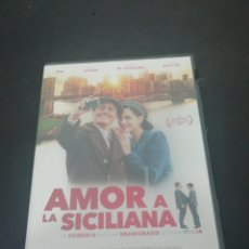 Cine: REF.1598 AMOR A LA SICILIANA - DVD NUEVO ESTRENAR. Lote 207283291