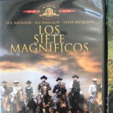 Cine: LOS SIETE MAGNÍFICOS. Lote 207286441