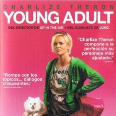 Cine: YOUNG ADULT CHARLIZE THERON. Lote 207320290