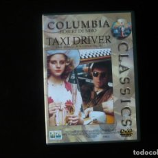 Cine: TAXI DRIVER - DVD COMO NUEVO. Lote 207332650