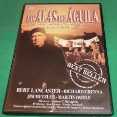 Cine: DVD LAS ALAS DEL ÁGUILA / BURT LANCASTER (DE COLECCIONISTA) PERFECTO ESTADO!. Lote 207332722