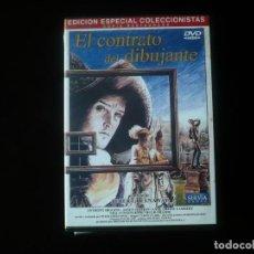 Cine: EL CONTRATO DEL DIBUJANTE - DVD COMO NUEVO. Lote 207332840