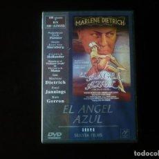 Cine: EL ANGEL AZUL - DVD COMO NUEVO. Lote 207332910