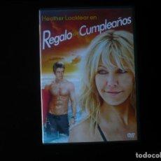 Cine: REGALO DE CUMPLEAÑOS - DVD COMO NUEVO. Lote 207333118
