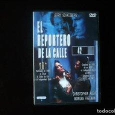 Cine: EL REPORTERO DE LA CALLE 42 - DVD CASI COMO NUEVO. Lote 207333322