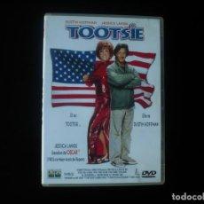 Cine: TOOTSIE - CON DUSTIN HOFFMAN - DVD CASI COMO NUEVO. Lote 207333533