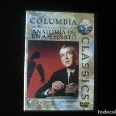 Cine: ANATOMIA DE UN ASESINATO - DVD CASI COMO NUEVO. Lote 207333607