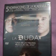 Cine: DVD. LA DUDA. PRECINTADO.. Lote 207341091