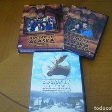 Cine: DOCTOR EN ALASKA / TEMPORADA 3 - 23 EPISODIOS 6 DISCOS + TEMPORADA 2. Lote 207342133