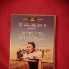 Cine: DVD HORIZONTES DE GRANDEZA - WILIAM WYLER - GREGORY PECK - CHARLTON HESTON. Lote 268589609