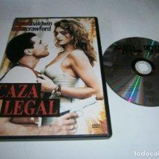 Cinéma: CAZA LEGAL DVD WILLIAM BALDWIN CINDY CRAWFORD. Lote 245133840
