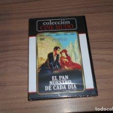 Cine: EL PAN NUESTRO DE CADA DIA DVD DE F.W. MURNAU CINE MUDO NUEVA PRECINTADA. Lote 288867918