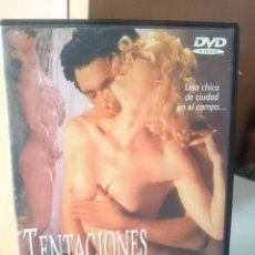 Cine: DVD - TENTACIONES EROTICAS. Lote 207452007