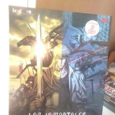 Cine: DVD - LOS INMORTALES - EN BUSCA DE LA VENGANZA - YOSHIAKI KAWAJIRI. Lote 207452058