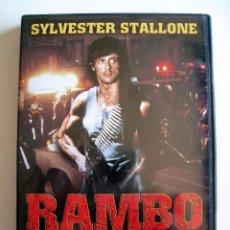 Cine: ACORRALADO • DVD (SYLVESTER STALLONE) • COMO NUEVO (DESCATALOGADO). Lote 207614660