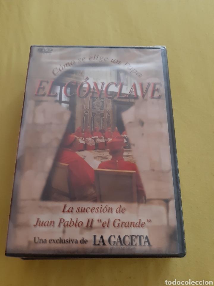 DVD EL CONCLAVE, COMO SE ELIGE A UN PAPA (ART. NUEVO) (Cine - Películas - DVD)