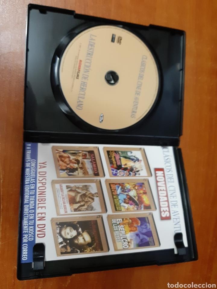 Cine: DVD Año 79, La Destrucción de Herculano - Foto 3 - 207780350