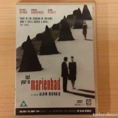 Cine: EL AÑO PASADO EN MARIENBAD / TODA LA MEMORIA DEL MUNDO ALAIN RESNAIS, DELPHINE SEYRIG ED. UK. Lote 207820602