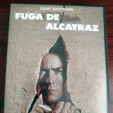Cinema: DVD --- LA FUGA DE ALCATRAZ --- CON CLINT EASTWOOD. DE DON SIEGEL. Lote 208052496