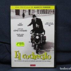 Cine: EL COCHECITO - DVD. Lote 208072141