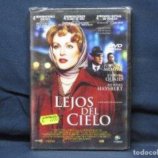 Cinéma: LEJOS DEL CIELO - DVD. Lote 208079853