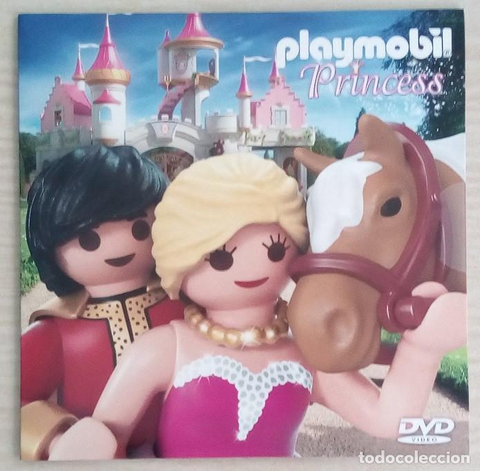 PLAYMOBIL - DVD PELÍCULA PRINCESS (Cine - Películas - DVD)
