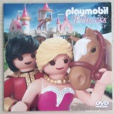 Cine: PLAYMOBIL - DVD PELÍCULA PRINCESS. Lote 208137588