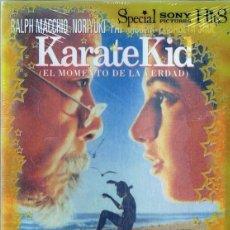 Cine: KARATE KID EL MOMENTO DE LA VERDAD (PRECINTADO). Lote 208172791