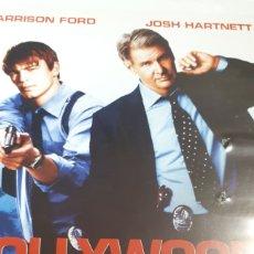 Cine: HOLLYWOOD DEPARTAMENTO DE HOMICIDIOS HARRISON FORD JOSH HARTNETT 717. Lote 208173091