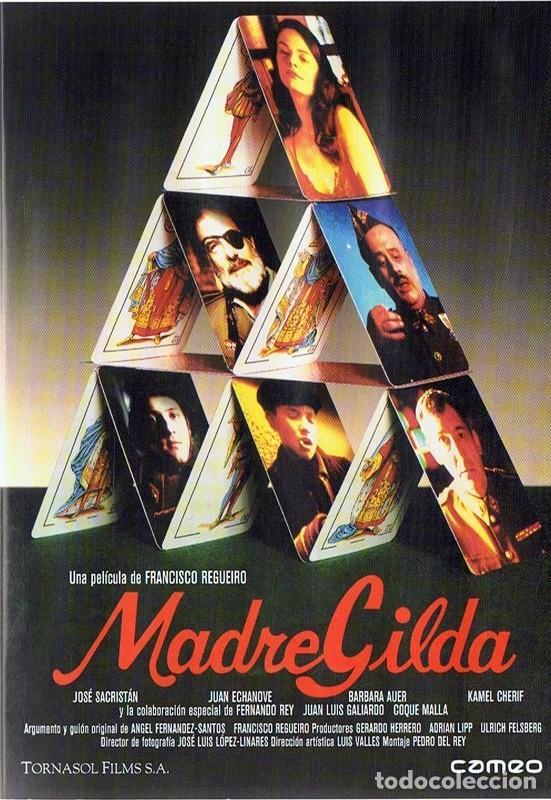MADRE GILDA JOSÉ SACRISTÁN (Cine - Películas - DVD)