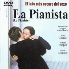 Cinema: LA PIANISTA ANNIE GIRARDOT. Lote 208296865