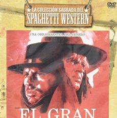 Cinema: EL GRAN SILENCIO (KLAUS KINSKI, SERGIO CORBUCCI) - DVD NUEVO Y PRECINTADO. Lote 208340885