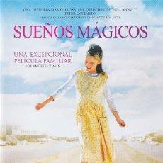 Cine: DVD - SUEÑOS MAGICOS - OPAL DREAM. Lote 208433202