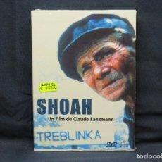 Cine: SHOAH - DVD. Lote 208759597