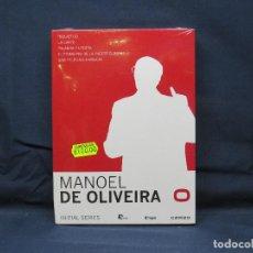 Cine: MANOEL DE OLIVEIRA - DVD. Lote 208761360