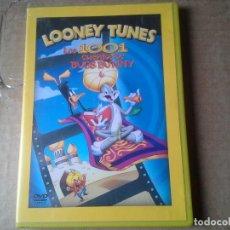 Cinéma: DVD DE LOONEY TUNES LOS 101 CUENTOS DE BUGS BUNNY DIBUJOS ANIMADOS. Lote 208791973