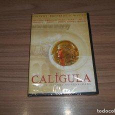 Cine: CALIGULA 2 DVD 358 MIN. VERSION INTEGRA NO CENSURADA TINTO BRASS MALCOLM MCDOWELL NUEVA PRECINTADA. Lote 218919947