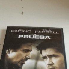 Cinema: G-8 DVD PELICULA DE CINE LA PRUEBA. Lote 208966230