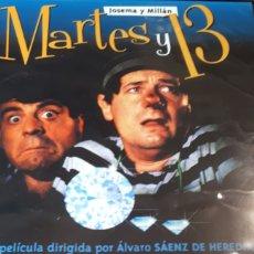 Cine: EL ROBOBO DE LA JOJOYA MARTES Y 13 736. Lote 209037456