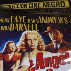 Cine: ANGEL O DIABLO CHARLES BICKFORD ALICE FAYE DANA ANDREWS LINDA DARNELL BRUCE CABOTJOHN CARRADINE 744. Lote 209058401