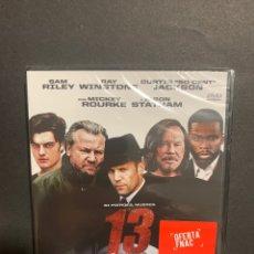 Cinéma: (B128) 13 ( DVD NUEVO PRECINTADO ). Lote 209105858