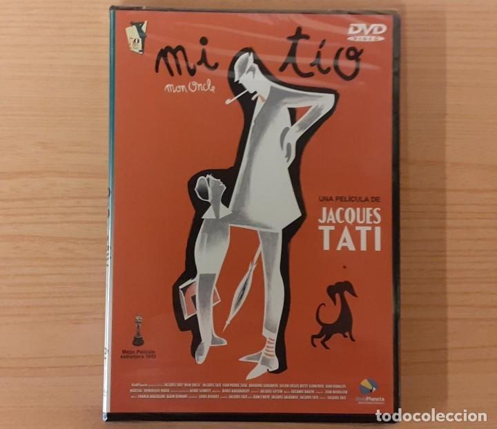 MI TÍO (MON ONCLE) JACQUES TATI (PRECINTADA) DESCATALOGADA (Cine - Películas - DVD)