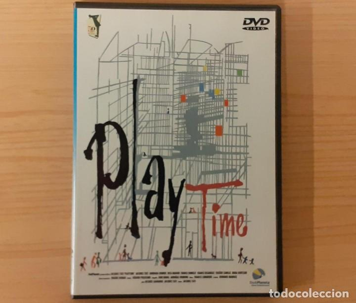 PLAY TIME JACQUES TATI (DESCATALOGADA) (Cine - Películas - DVD)