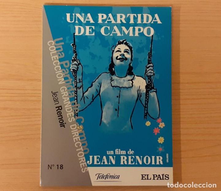 UNA PARTIDA DE CAMPO (UNE PARTIE DE CAMPAGNE) JEAN RENOIR (DESCATALOGADA) (Cine - Películas - DVD)